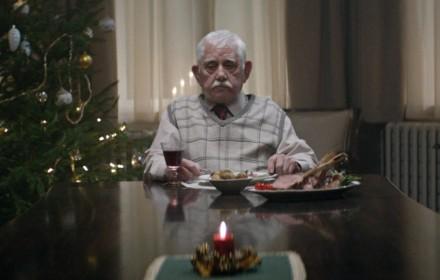 Weihnachten alleine