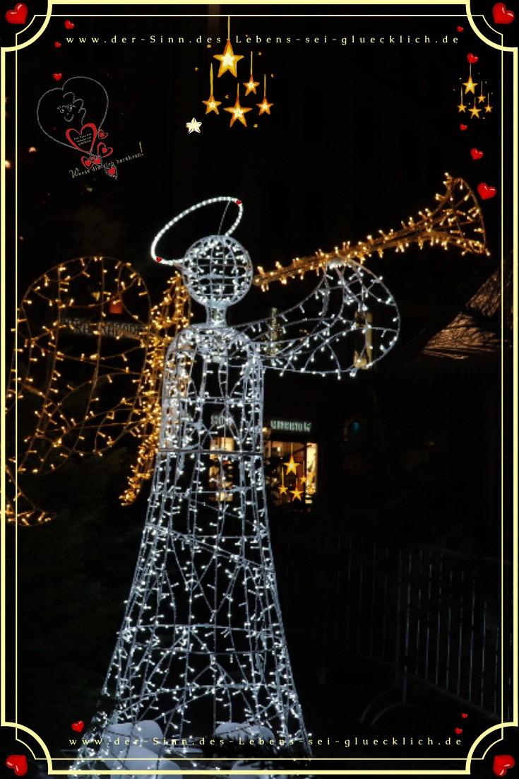Weihnachtsgruß mit Liebe