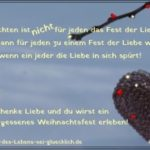 Weihnachtswünsche ~ Wie dein Weihnachten zum Fest der Liebe wird!
