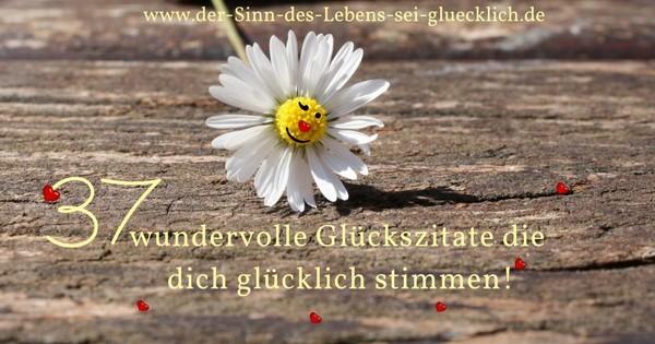 Zitate - Glück - Cover